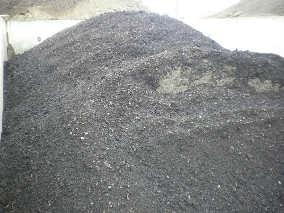 Aged Fine Bark Compost Available At Marlborough Turf Professionals