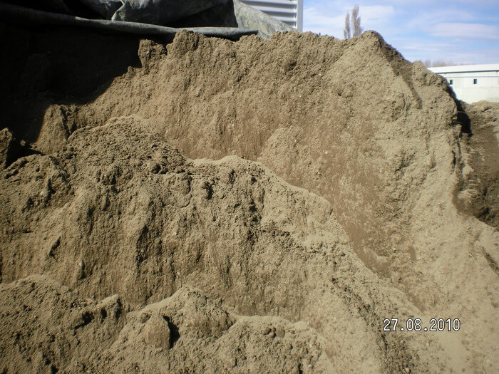 Screened Top Soil Available From Marlborough Turf Professionals