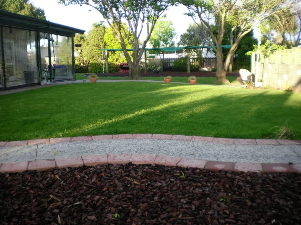 Witherlea Kindergarten Landscaped In Instant Turf By Marlborough Turf Pro NZ